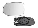 Стекло левого зеркала с подогревом  для Вольво С80 / Volvo S80