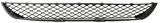 Решетка переднего бампера черная для Мерседес Спринтер / Mercedes Sprinter