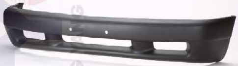 Елаб передний бампер черный для Шевроле Блейзер Елабуга / Chevrolet Blazer Елабуга