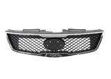 Решетка радиатора с хром молдинг для Киа Церато / Kia Cerato - 2 Поколение