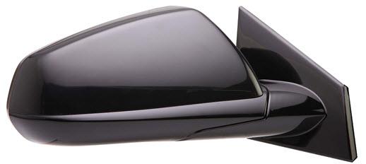 Зеркало правое электрическое с подогревом грунтованное  для Кадиллак Срх / Cadillac Srx