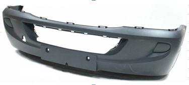 Передний бампер темно-серый для Мерседес Спринтер / Mercedes Sprinter