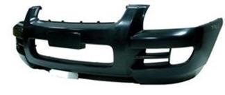 Передний бампер грунтованный для Киа Спортейдж - 2 Поколение / Kia Sportage - 2 Поколение