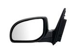 Зеркало левое электрическое с подогревом грунтованное  для Хендай Ай20 / Hyundai I20