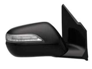 Зеркало правое электрическое с подогревом памятью с указателем поворота для Акура Мдх / Acura Mdx