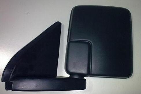 Зеркало левое механическое с тросиком  для Хендай Портер Х100 + Тагаз / Hyundai Porter H100+ Тагаз