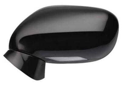 Зеркало левое электрическое с подогревом подсветка для Лексус Ис 250 / 350 / Lexus Is 250 / 350