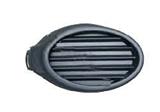 Решетка в передний бампер левая без отверстия под птф для Форд Фокус / Ford Focus - 3 Поколение