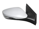 Зеркало правое электрическое без подогрева с указателем поворота  для Хендай Солярис / Hyundai Solaris