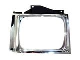 Решетка радиатора правая хром для Шевроле Блейзер / Chevrolet Blazer