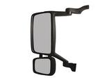 Зеркало левое механическое с подогревом fm / fh для Вольво Фн / Фм / Volvo Fh / Fm