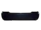 Бампер задний черный  для Тойота Королла Де120 / Зе120 Седан / Универсал / Toyota Corolla De120 / Ze120седан / Универсал