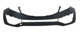 Бампер передний с отверстием под буксировочный крюк для Киа Спортейдж - 3 Поколение / Kia Sportage - 3 Поколение