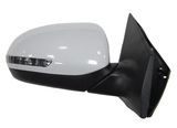 Зеркало правое электрическое без подогрева с поворотником для Киа Рио 3 / Kia Rio - 3 Поколение