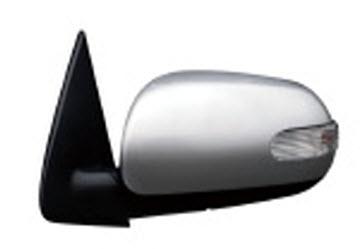 Зеркало левое электрическое без подогрева , с указателем поворота для Киа Церато / Kia Cerato - 2 Поколение
