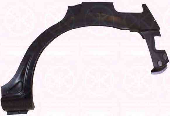 Ремонтная арка заднего крыла левая  для Мазда 323 / 323ф / Протеже / Mazda 323 / 323f / Protege