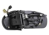 Зеркало левое электрическое с подогревом , автоскладыватель , памятью без крышки  для Мерседес W211 / Mercedes W211
