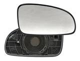 Стекло правого зеркала с подогревом  для Шевроле Авео / Chevrolet Aveo T300