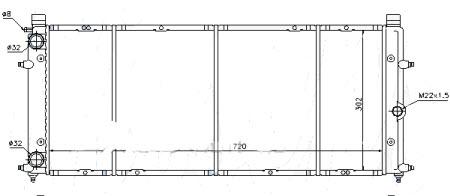 Радиатор на фольксваген транспортер т4 сколько кубов транспортер т4