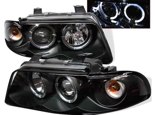 Ангельские глазки на Audi A6 (C6) | 446x599