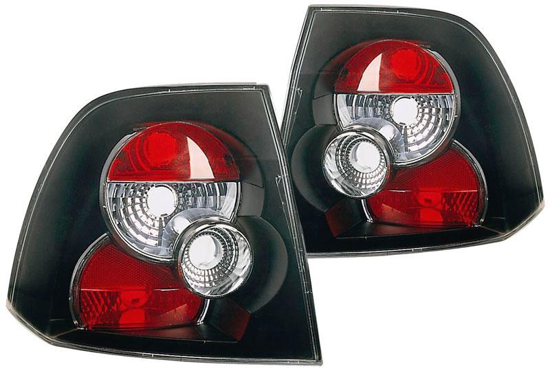 Комплект задних внешних фонарей (седан)  (lexus тип)- Опель Вектра Б | SPFD-2020 - наличие