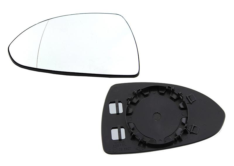 Стекло левого зеркала (асферическое)- Опель Корса | SPFD-102268 - наличие
